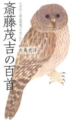 画像1: 大島史洋著『斎藤茂吉の百首』(さいとうもきちのひゃくしゅ)