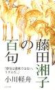 小川軽舟著『藤田湘子の百句』(ふじたしょうしのひゃっく)