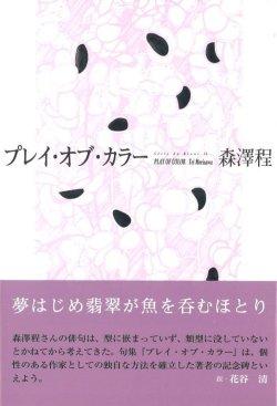 画像1: 森澤程句集『プレイ・オブ・カラー』(ぷれい・おぶ・からー)