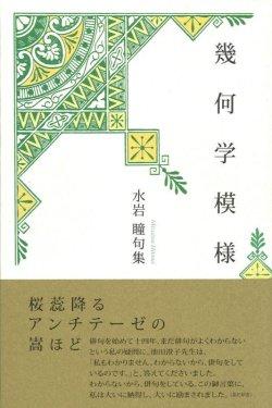 画像1: 水岩瞳句集『幾何学模様』(きかがくもよう)