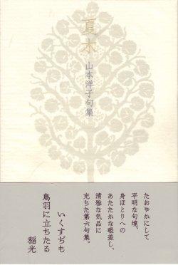 画像1: 山本洋子句集『夏木』(なつき)